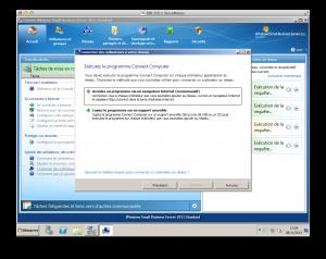 SBS 2011 Méthode de connexion d'un client