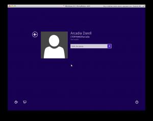 SBS 2011 Ouverture de sessions Windows 8.1