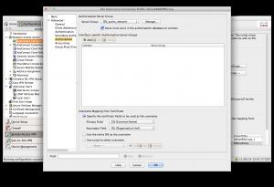Cisco ASA : configurer un groupe AAA comme source d'autorisation pour un service VPN